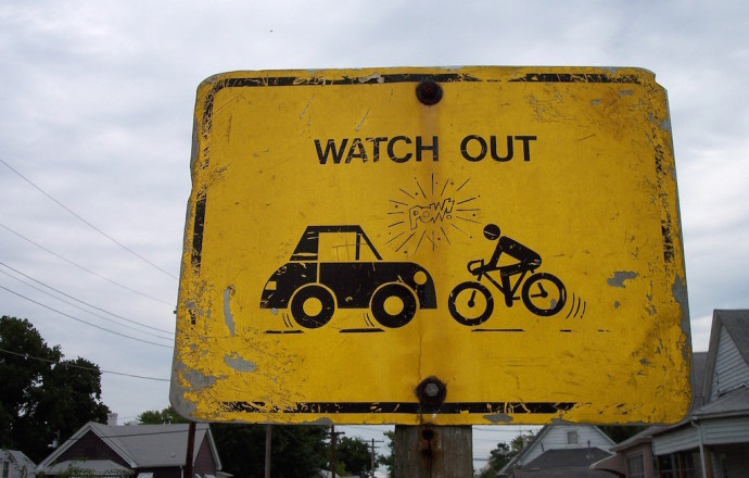 Cyclists and Motorists